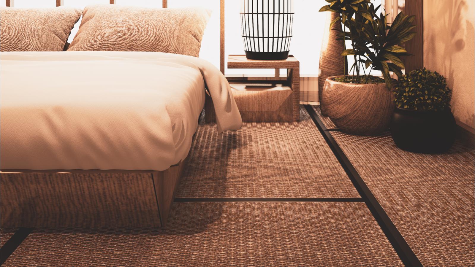 畳で使うときのマットレス