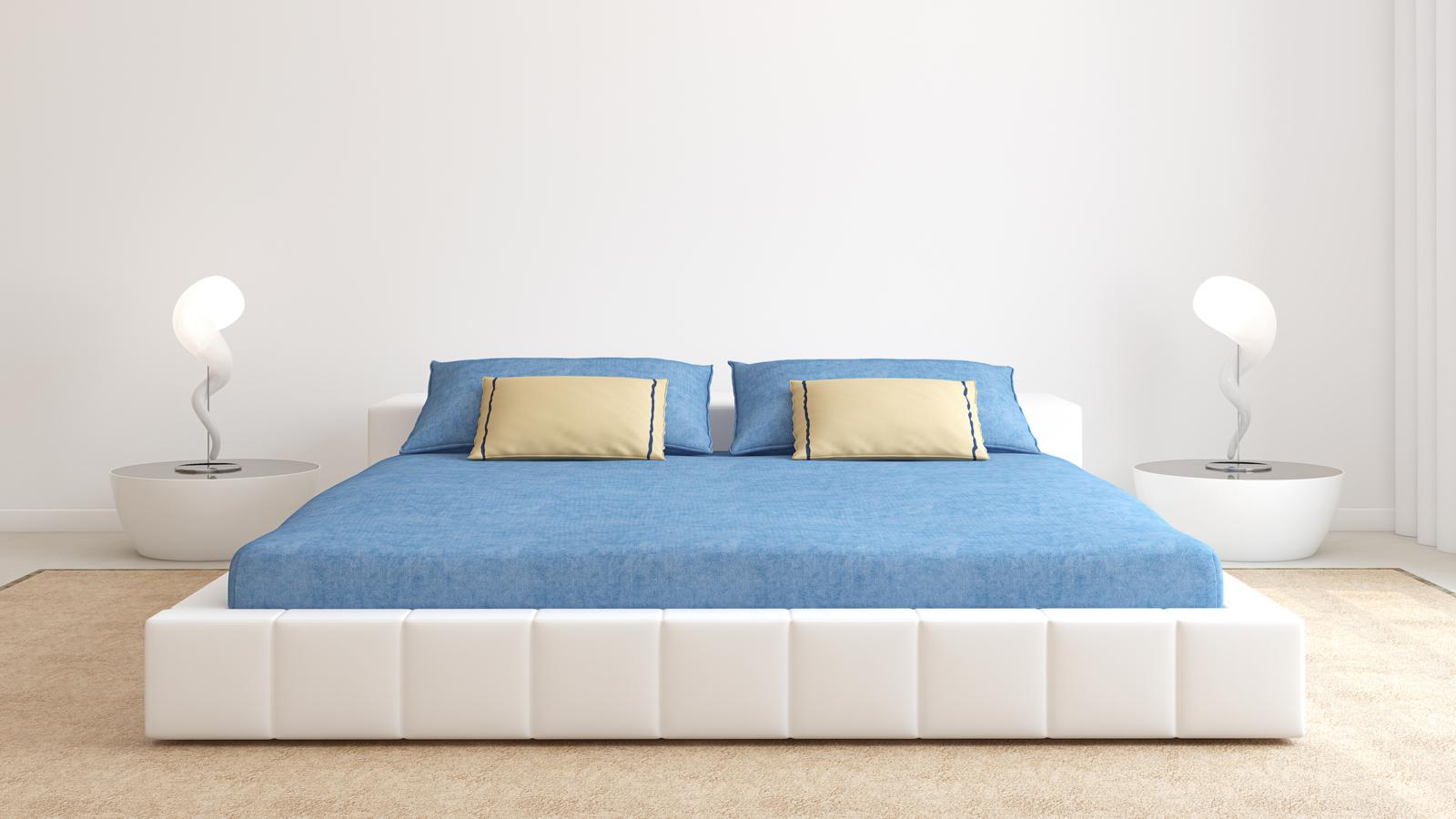 部屋サイズ ベッドタイプ