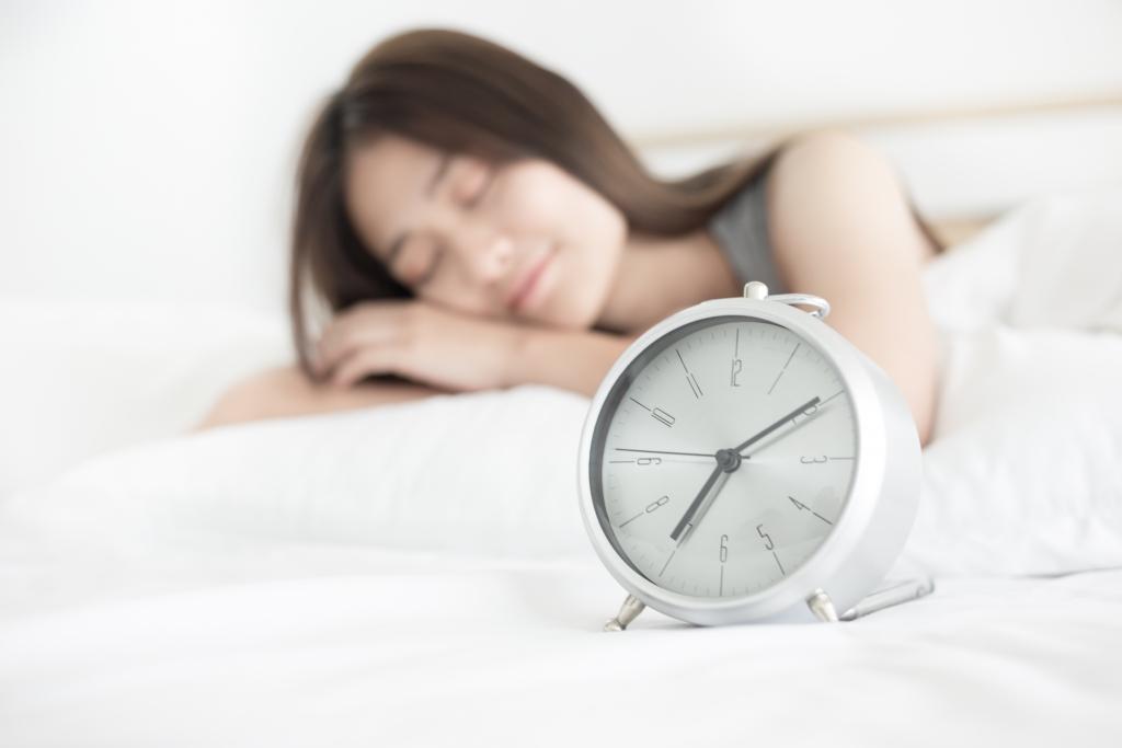 睡眠時間 理想