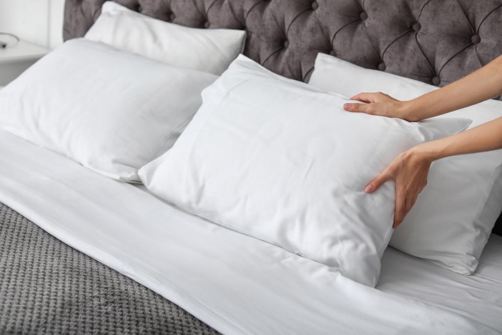 洗える枕 素材別
