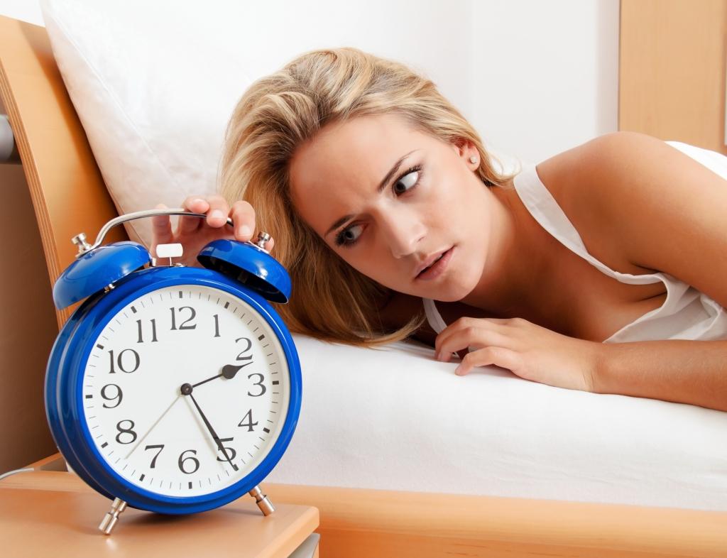 眠りが浅い 不眠症