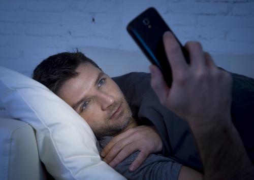 眠れないストレスやイライラの解消法とは。生活習慣を見直そう