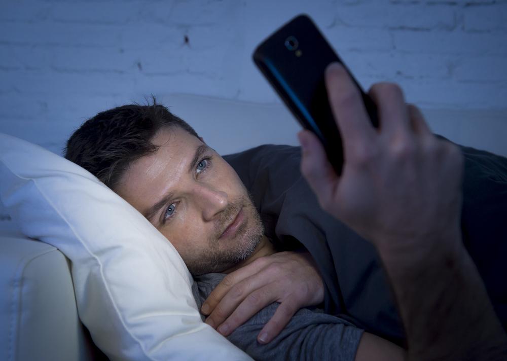 寝る前 避ける行動