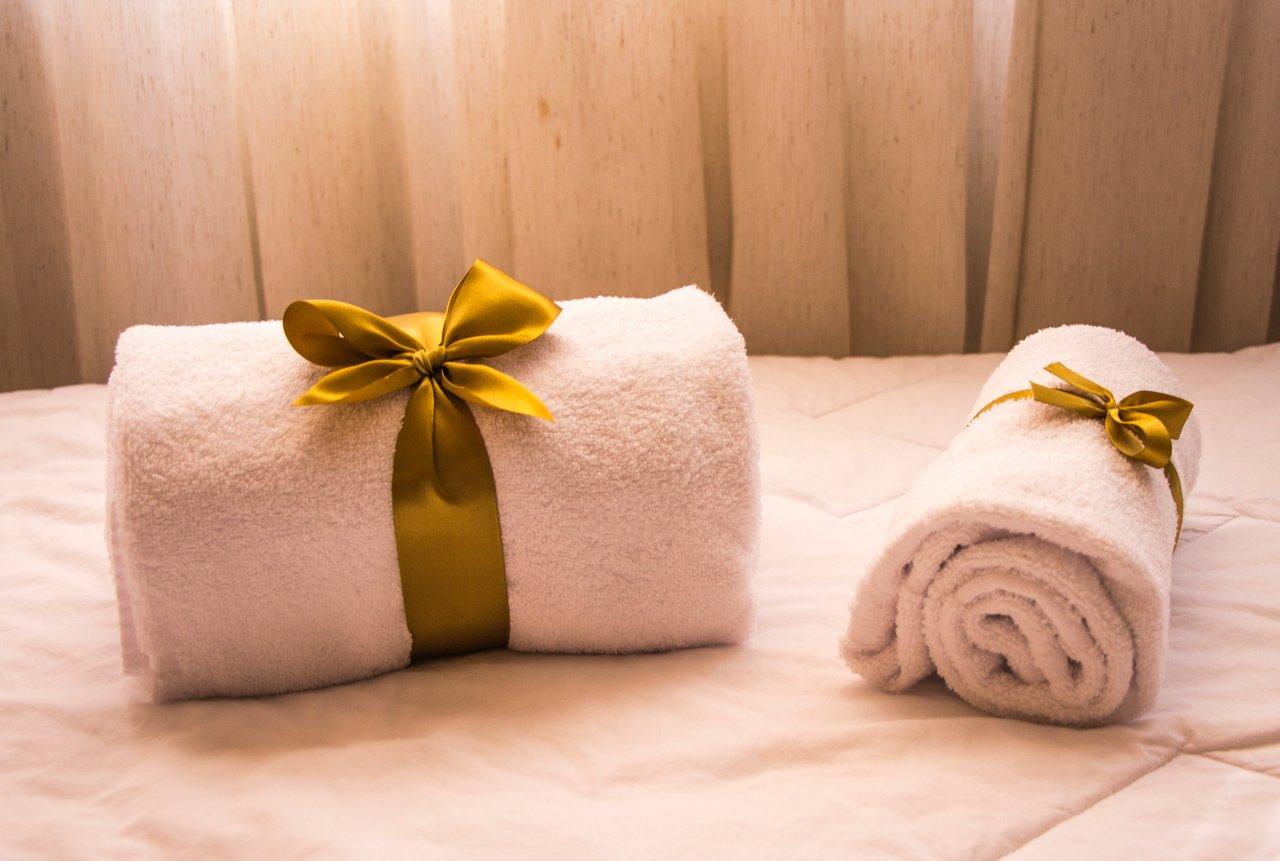 タオル枕 作り方