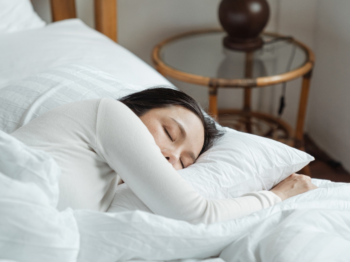枕 向き 変える
