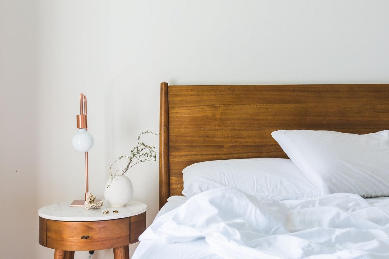 おしゃれなデザイン ベッド